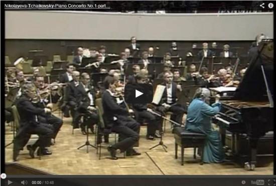 Tchaikovsky – Piano Concerto No.1