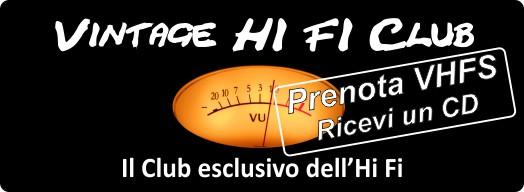 logo prenota VHFS e Ricevi CD