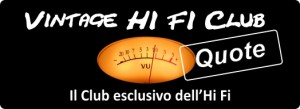 logo vintage club quote