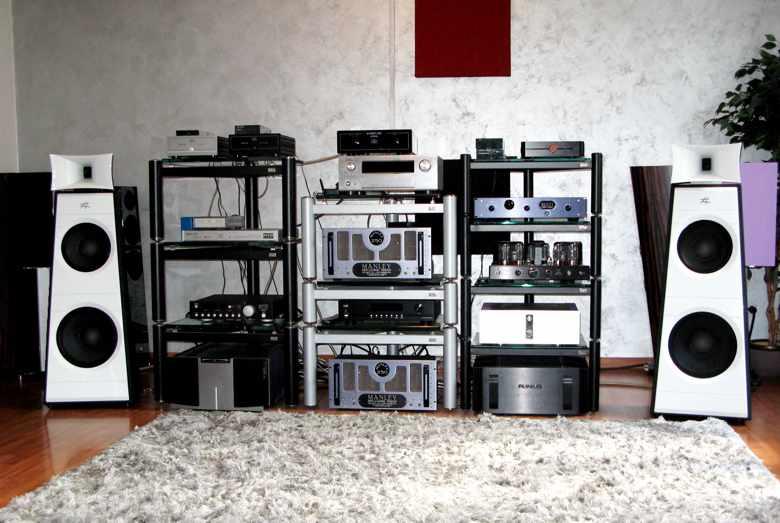 Diesis Audio Aura il sistema di ascolto 1