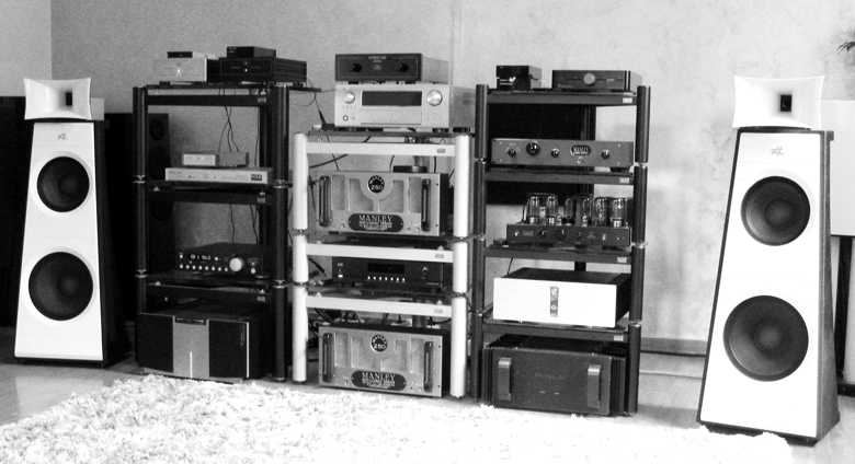 Diesis Audio Aura il sistema di ascolto III vintage 6