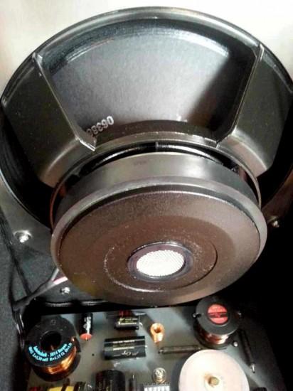Diesis Audio Aura woofer vista posteriore 13
