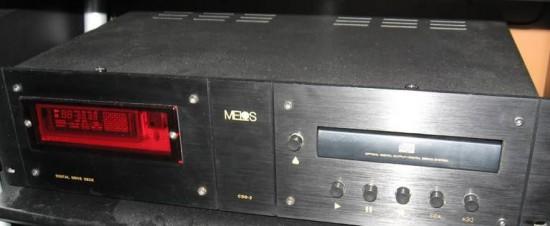 Melos CD V tube