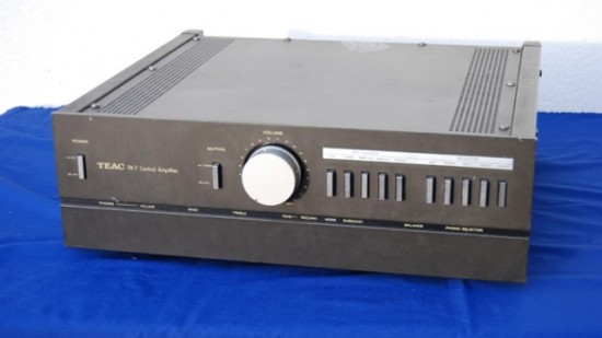Teac-PA-7-Control-Amplifier