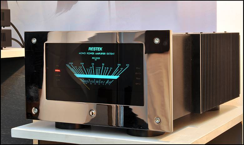 restek 2 power amp