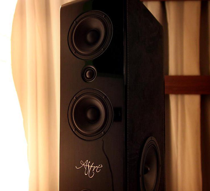 astri audio A5