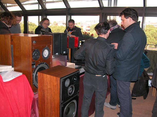 vintage hifi show v45