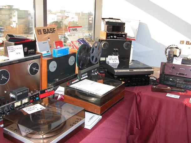 vintage hifi show v49