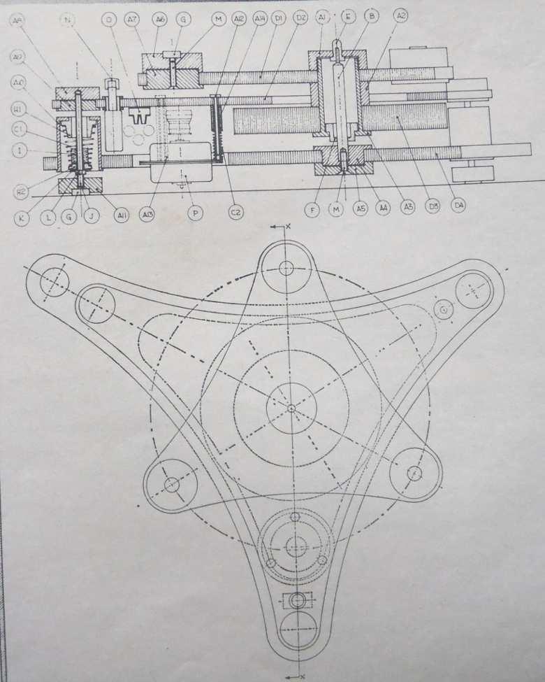 Gale Prototype disegno