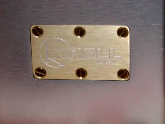 Krell KSA 50 II logo