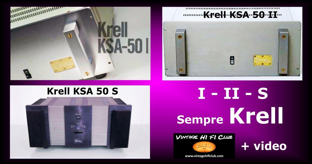 Krell KSA 50 manifesto