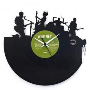 Vinyluse vinyl Bend-orologio