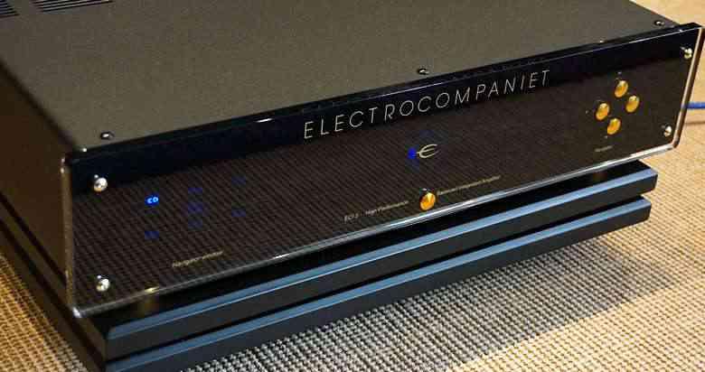 Electrocompaniet ECI 3 12