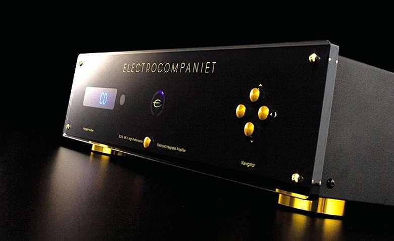 Electrocompaniet ECI 3 4