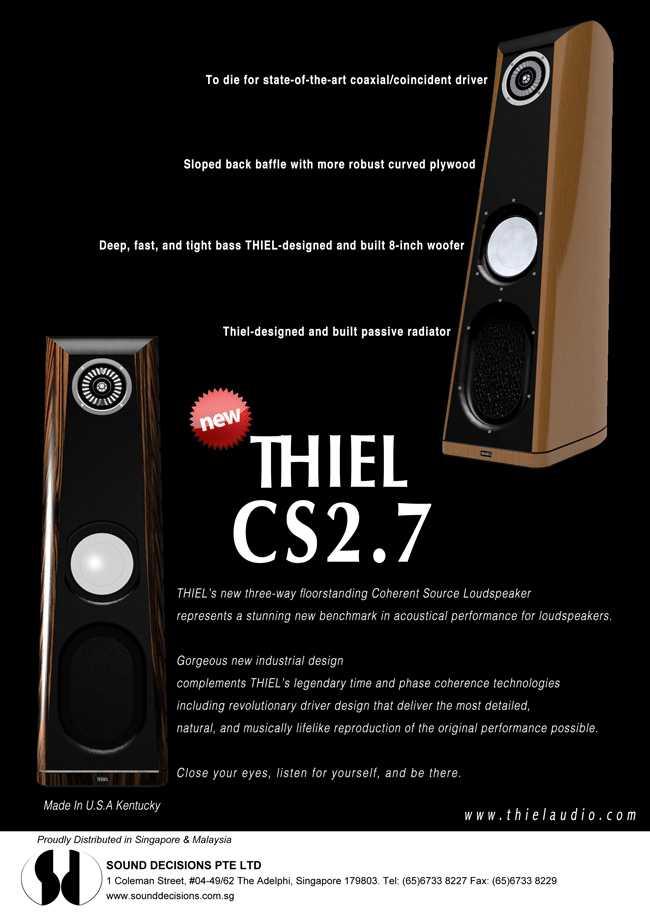 Thiel 2.7 11