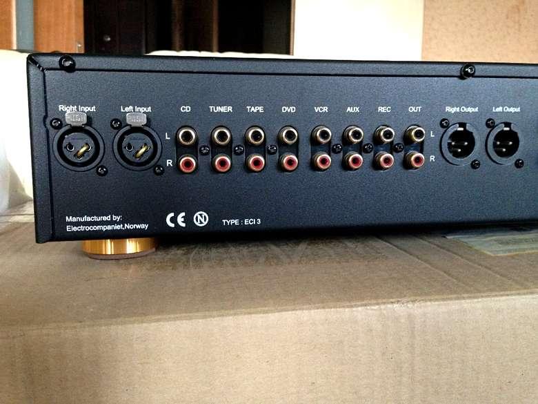 foto 2 Electrocompaniet ECI 3 back 4