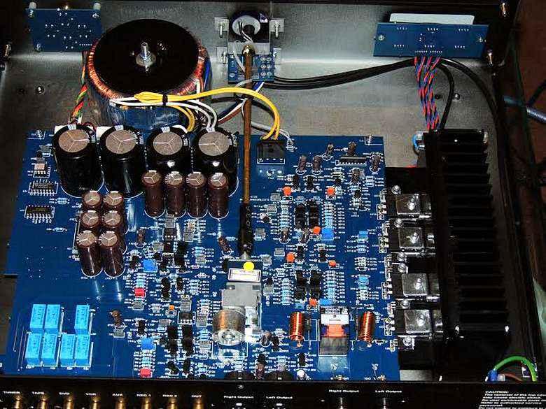 foto 7 Electrocompaniet ECI 3 inside 4