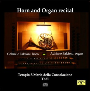 software DL033 FALCIONI G.  FALCIONI A. - Horn and Organ Recital