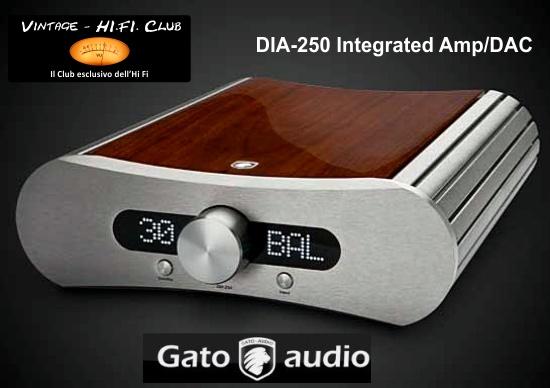 Gato Audio DIA-250 foto apertura