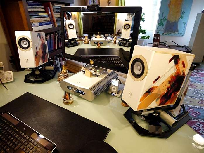 Gato Audio DIA-250 system