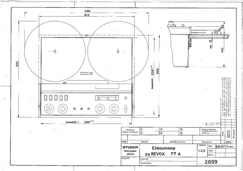 Revox a 77 studer_revox_a77_furniture_integration_dimensions_info.pdf_1