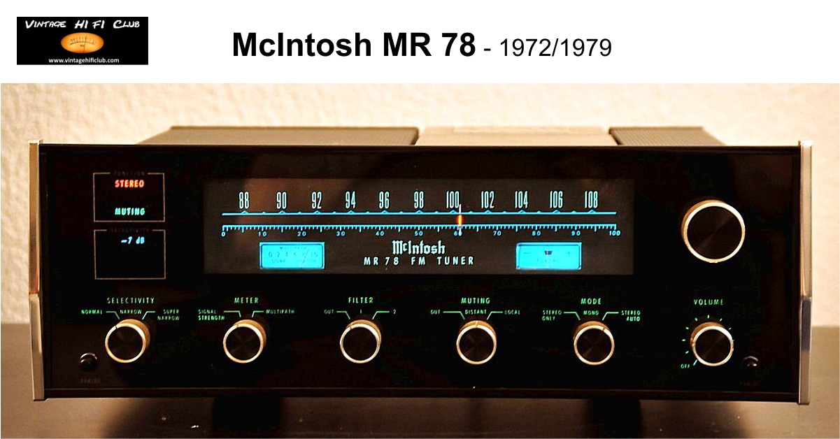 vintage tuner 2 McIntosh MR78 1200pix web