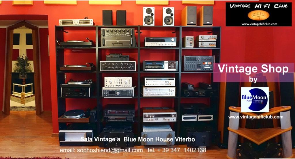 sala vintage per galleria