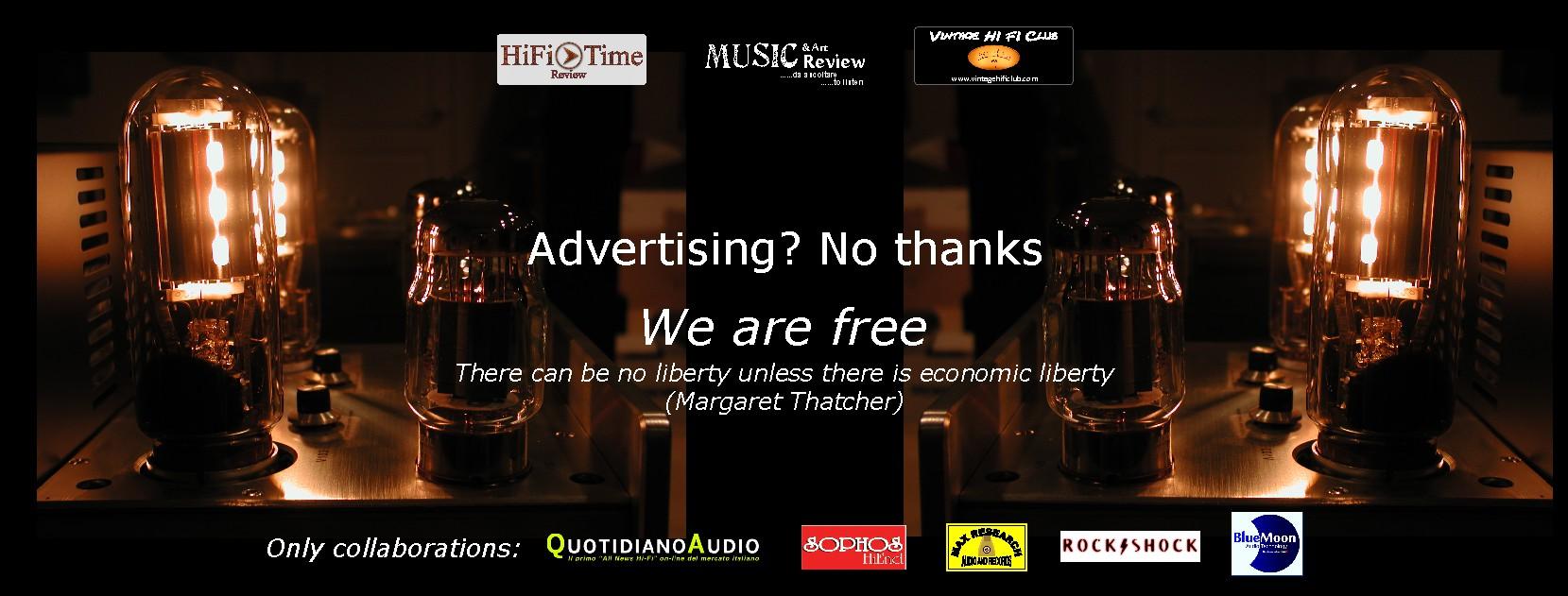 manifesto no pubblicità 2 manifesto home FB vintage hifi